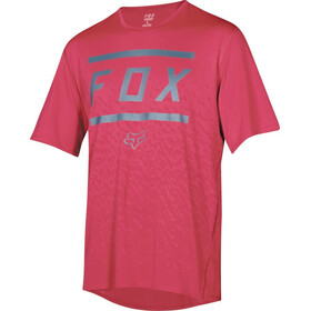Fox Ranger Bars SS Jersey Men cardinal
